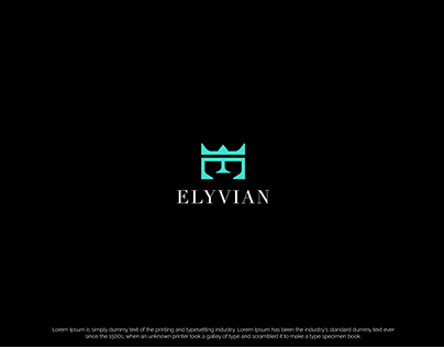 Elyvian Jewelry Store Logo
