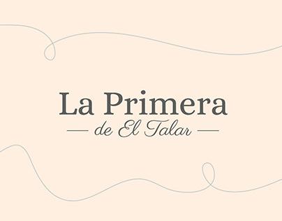 Sitio web - La Primera