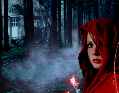 La Petite Fée Rouge (The Little Red Fairy)