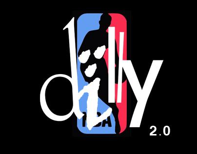 REBRAND THE NBA 2.0