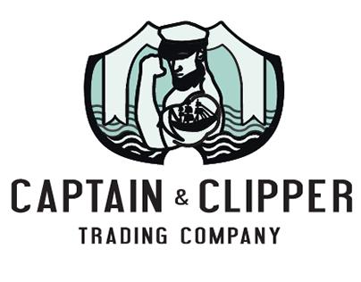 Branding – Captain & Clipper Trading Company