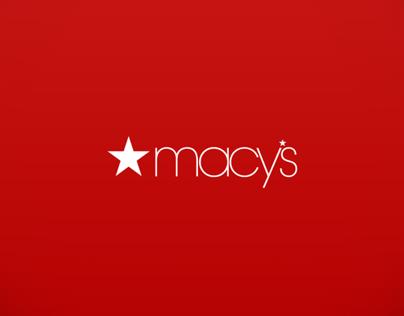 Macy's Tablet Application Prototype