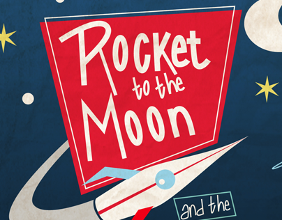 Rocket to the Moon DVD Cover