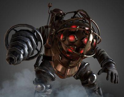 Bouncer: Bioshock Infinite - Burial at Sea