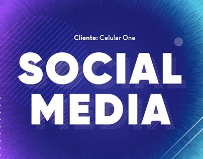 Social Media Celular One