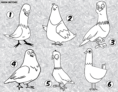 Children Book Illustrations Stage 1