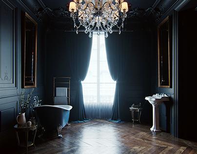 Black Haussmann - CGI