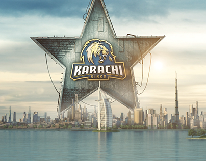 Karachi King Ident