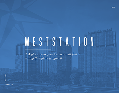 WESTSTATION - WEBSITE | UI | MOBILE