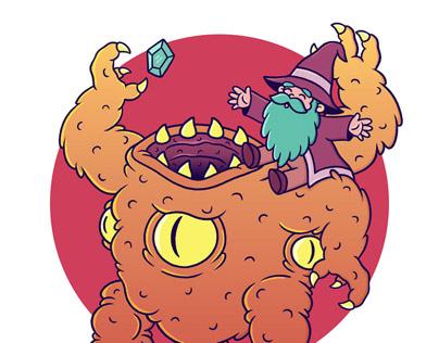 A Gnome and His Xorn