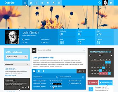 Social Network Application (Java Stack)