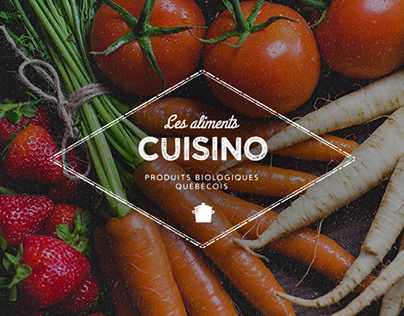Les aliments Cuisino – Design d'emballage