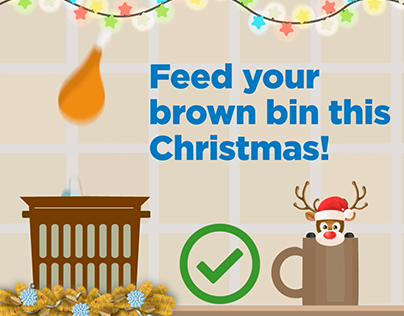 Christmas 2019 Brown Bin Campaing - ANBC