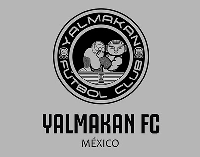 YALMAKAN FC rediseño de identidad