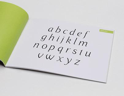 Kiwi // Alphabetdesign