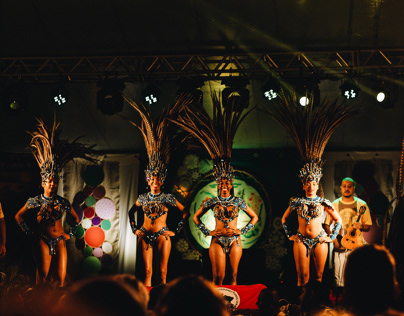 Escola de Samba na Jornada de Agroecologia