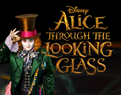 Alice through The Looking Glass - Symphony Campaign