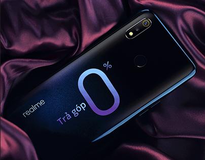 Banner Phone Realme 3