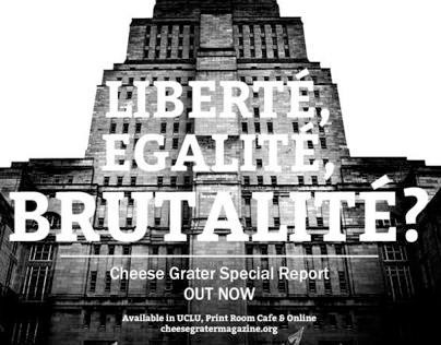 Cheese Grater Magazine Special Edition Poster