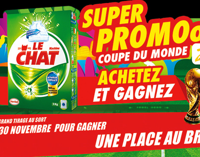 LE CHAT / Henkel
