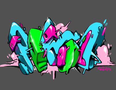 Candy Graffiti