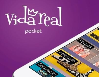 Vida Real Pocket App