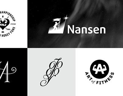 Logos Black White 2008—2017