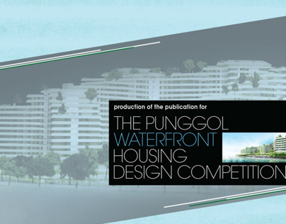 HDB / The Punggol Waterfront Housing Catalogue