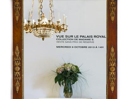Vue sur Palais Royal