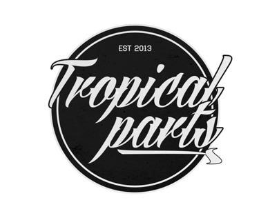 Tropical Parts: Logo Studies