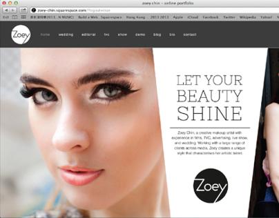 Zoey Chin Beauty