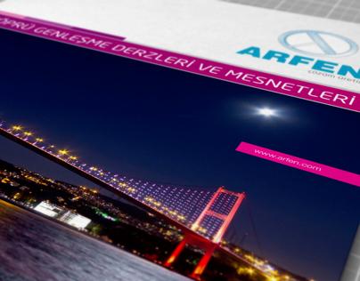 Arfen Catalogue...