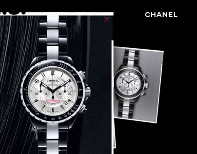 WEB. Chanel Superleggera