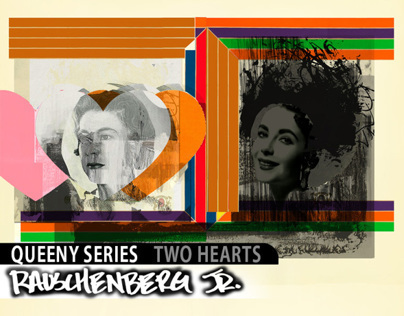 Queeny Series ~ Two Hearts