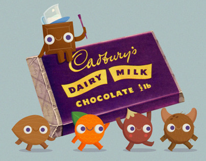 Cadbury Characters