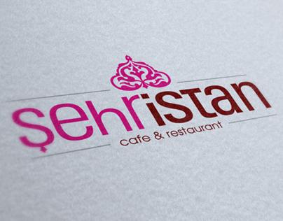 Şehristan Restaurant Logo Çalışması...
