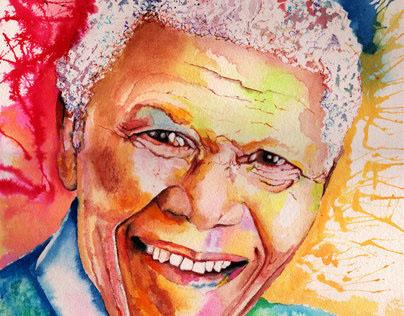 My colors for Mandela