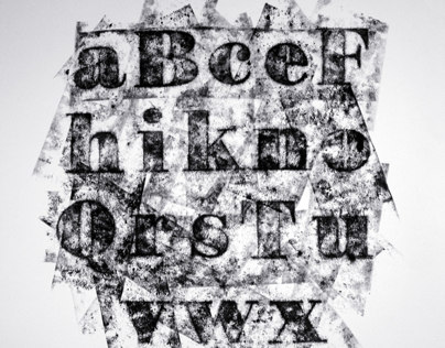 Posters // Typography