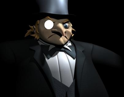 Penguin 3D 2012