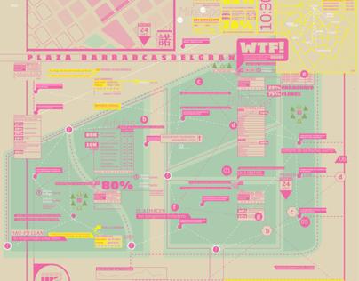 Cartografía Urbana A4