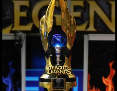 Liga EXODO - Trophies