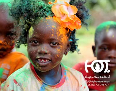 Colour Me Pretty - Zimbabwe Colour Run