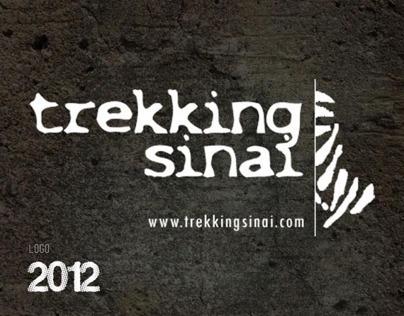 Trekking Sinai Logo