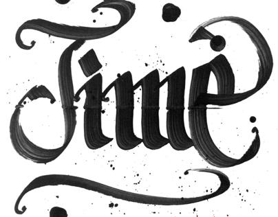 Calligraphy - Kalligraphy
