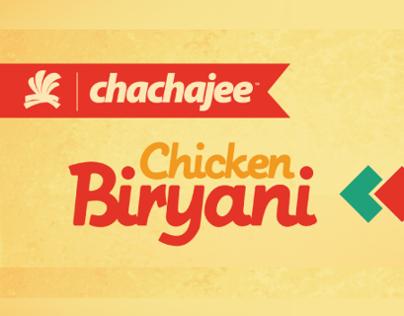 Chachajee - Biryani