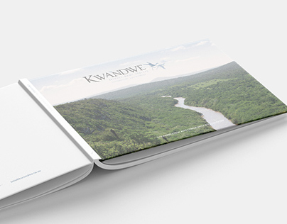 Editorial Design: Kwandwe Game Reserve Showcase book
