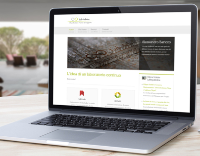 LabAdvice Website