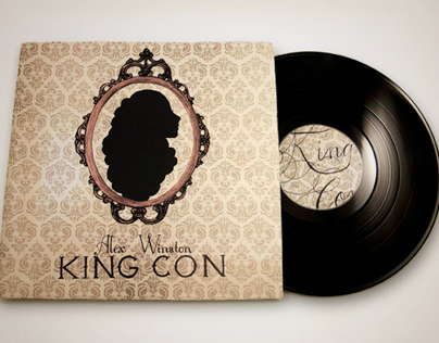 King Con Album Cover (conceptual)