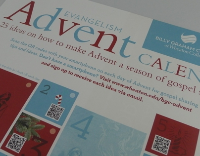 Billy Graham Center Advent Calendar