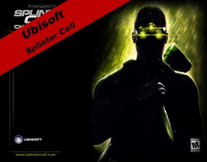 Splinter Cell - Ubisoft